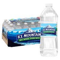 Ice Mountain 100% Natural Spring Water (20 oz., 28 pk.)