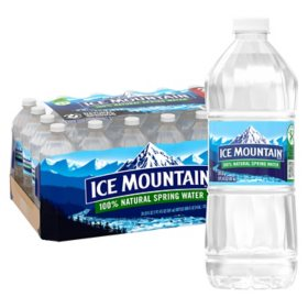 Ice Mountain 100% Natural Spring Water (20 oz., 28 pk.)