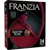 Franzia Dark Red Blend Red Wine (3 L box)