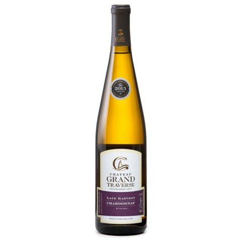 Chateau Grand Traverse Late Harvest Chardonnay (750 ml)