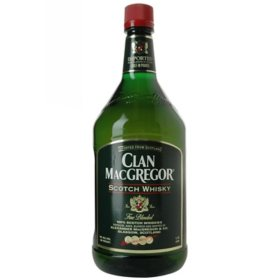 Clan MacGregor Scotch Whisky (1.75 L)