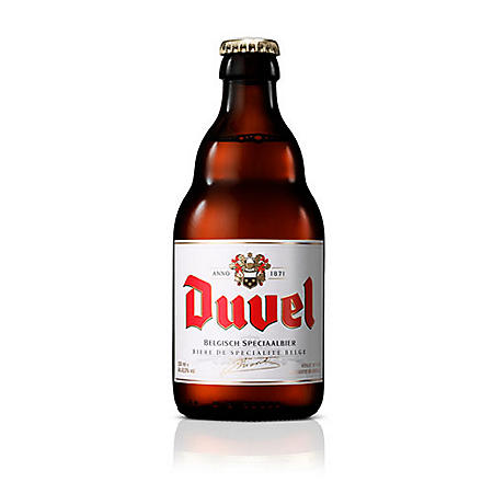 Duvel Belgian Ale (11.2 fl. oz. bottle, 4 pk.)