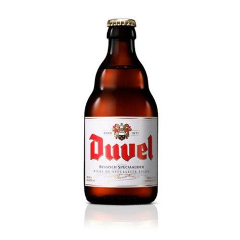 Duvel Belgian Ale (11.2 fl. oz. bottle, 4 pk.)