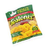 King's Crown Tostones Green Plantains, Frozen (4 lb.)