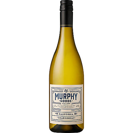 Murphy-Goode California Chardonnay White Wine (750 ml)