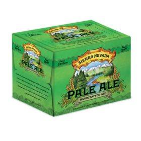 Sierra Nevada Pale Ale (12 fl. oz.bottle, 24 pk.)