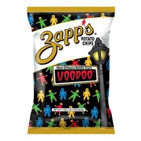 Zapp's Voodoo Potato Chips (17 oz.)