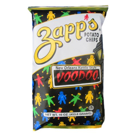Zapp's® Voodoo™ Potato Chips - 16 oz.