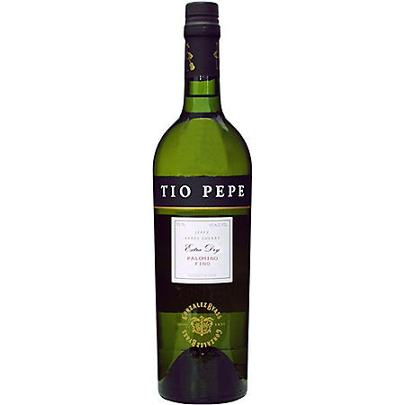 Tio Pepe Jerez Sherry (750 ml)