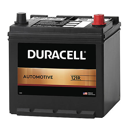 Duracell Automotive Battery - Group Size 121R