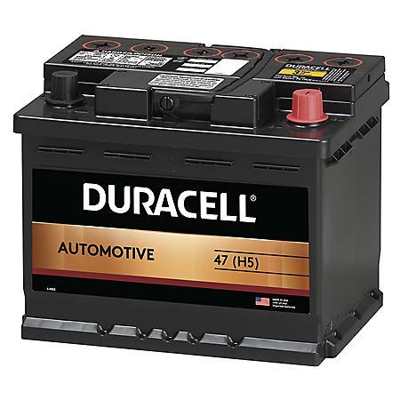 Duracell Automotive Battery - Group Size 47 (H5)