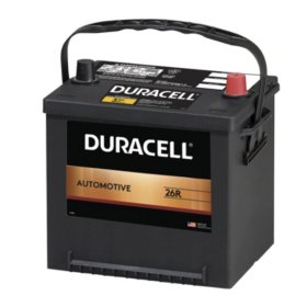 Duracell Automotive Battery - Group Size 26R