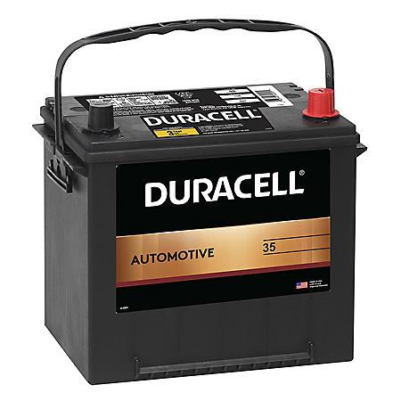 Duracell Automotive Battery - Group Size 35