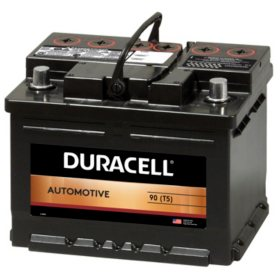 Duracell Automotive Battery - Group Size 90 (T5)