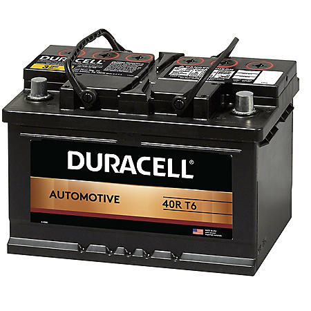 Duracell Automotive Battery - Group Size 40R