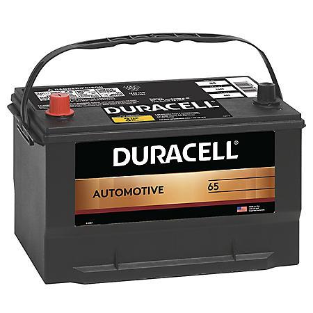 Duracell Automotive Battery - Group Size 65