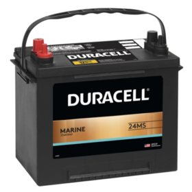Duracell Marine Starting Battery , Group size 24