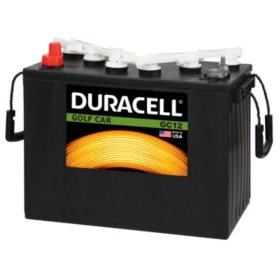 Duracell Golf Car Battery - Group Size GC12