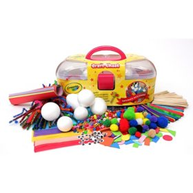 Crayola Craft Chest 171-Piece Kit