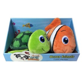 Think Dog Ocean Friends Toy Pack (Choose Your Pack Size)