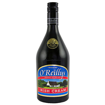 O'Reillys Irish Cream Liqueur (750ML)