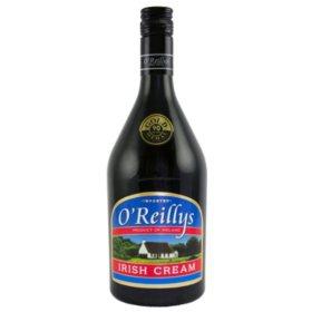 O'Reillys Irish Cream Liqueur (750ML)