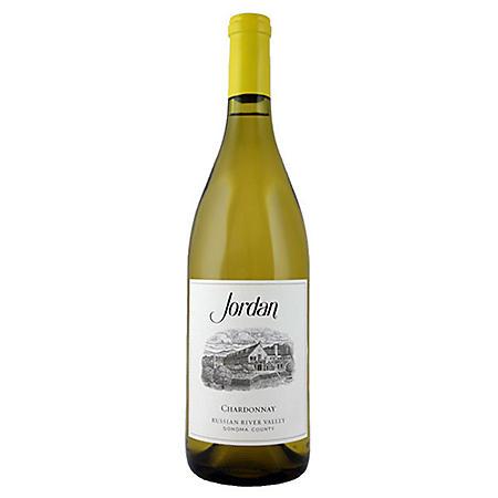Jordan Chardonnay Russian River Valley Sonoma (750 ml)