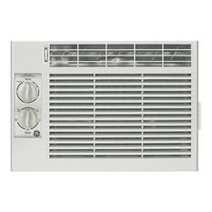 GE AER05LV 5,000 BTU Mechanical Control Window Room Air Conditioner