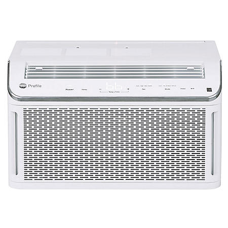 GE Profile ENERGY STAR 8,100 BTU 115 Volt Smart Window Room Air Conditioner with Wi-Fi