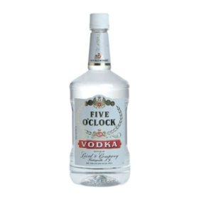 Five O'Clock Vodka (1 L)