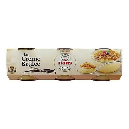 Rians La Crème Brulee (6 pack)