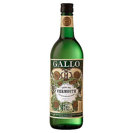 Gallo Dry Vermouth (750 ml)