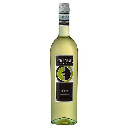 Ecco Domani Pinot Grigio (750 ml)