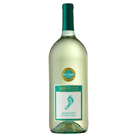 BAREFOOT CELLARS MOSCATO 1.5 LITER