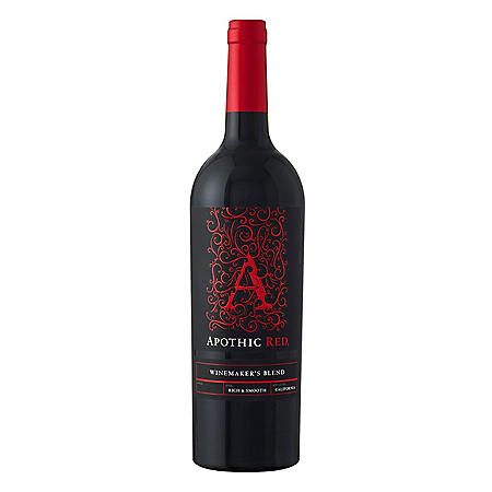 Apothic Red Winemaker's Blend (750 ml)