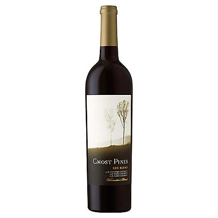 +GHOST PINES RED BLEND 750ML