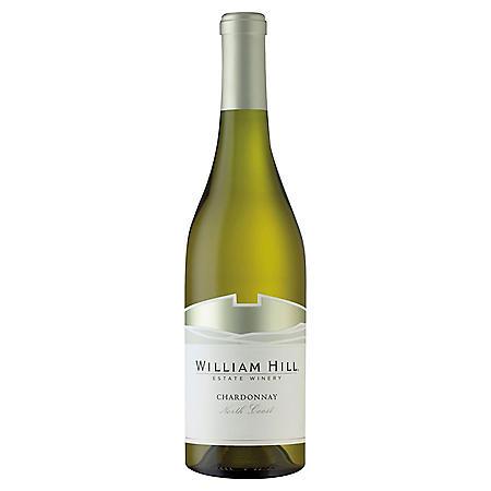 William Hill North Coast Chardonnay (750 ml)