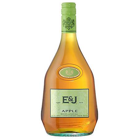 E&J VS Apple Brandy (750ML)