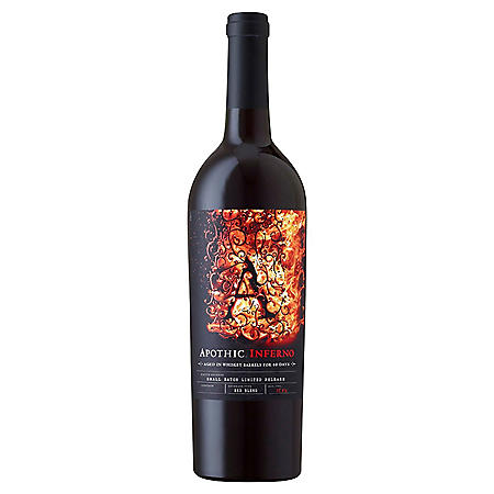 Apothic Inferno Red Blend (750ML)
