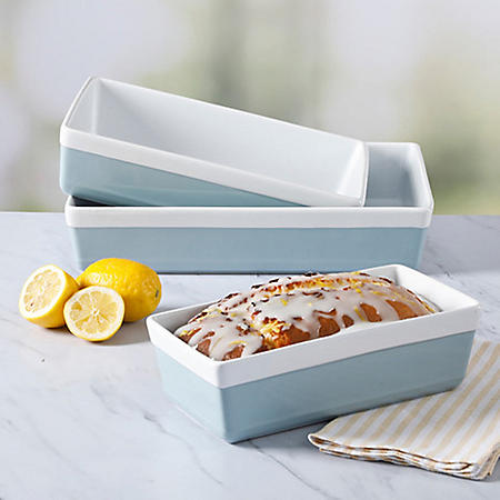 Martha Stewart 3-Piece Baker Set (Assorted Colors)