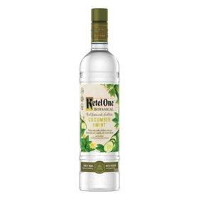 Ketel One Botanical Cucumber and Mint Vodka (750 ml)