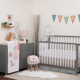 Carter's 3-Piece Crib Set, Woodland