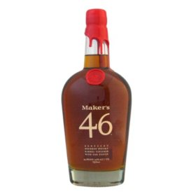Maker's Mark 46 Bourbon Whisky (750 ml)