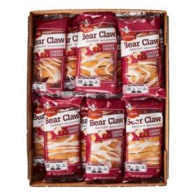 Cloverhill Cherry & Cheese Danish (4.25 oz. ea., 12 ct.)