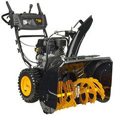 """Poulan Pro 24"""" 2-Stage Snow Thrower - 208cc"""