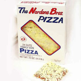 The Nardone Bros. Pizza (72 oz.)