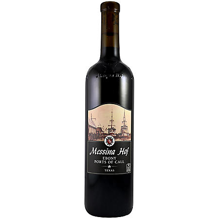 Messina Hof Ebony Ports of Call (750 ml)
