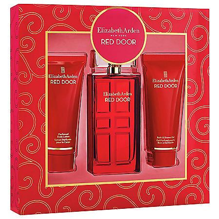 Elizabeth Arden Red Door Women's Fragrance 3 Piece Gift Set