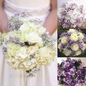 Lavender Tinted Gypsophila (60 Stems)