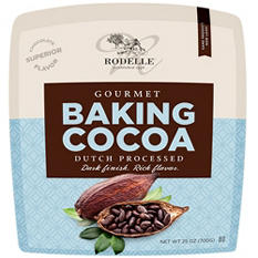 Rodelle Gourmet Dutch Processed Baking Cocoa (25 oz.)